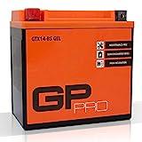 GP-PRO GTX14-BS 12V 14Ah Gel-Batterie (Ähnlich...