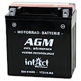 intact Bike-Power AGM 12V 14Ah 81600 YTX16-BS