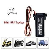 ZHENYAO Mini-GPS-Tracker, wasserdicht, eingebaute...