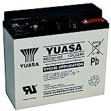 Batterie zyklische YUASA REC22-12 12V 22Ah...