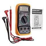 JZK Digital Multimeter XL830L mit LCD...