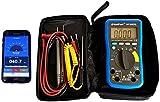 HoldPeak HP-90EPD Digital Multimeter mit Mobiler...