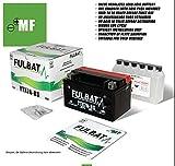 Fulbat 550620B361 550620B361 Batterie YTX 7L-BS...