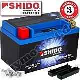 Batterie Shido LiFePO4 Lithium LTX14-BS /...