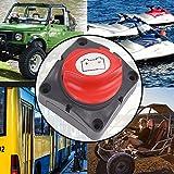 ZMunited Batterie Trennschalter 12 V-24 V Akku...