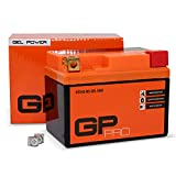 GP-PRO GTX4L-BS 12V 5Ah GEL-Batterie (Ähnlich...
