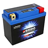 Motorrad Batterie Shido Lithium LB5L-B/YB5L-B,...