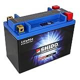 Motorrad Batterie Shido Lithium LTX20L-BS /...