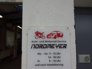 Nordmeyer KFZ Werkstatt