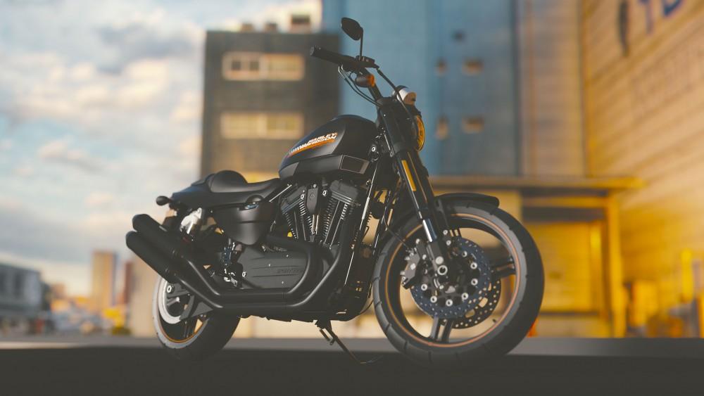 Motorradbatterie