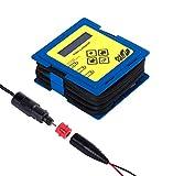 fritec Ladeprofi Vario für 6V/12V Batterien -...