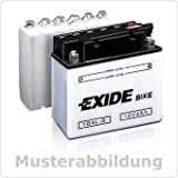 EXIDE 6N11A-1B Bike MIT Fresh Pack 6V 12AH 80A