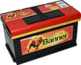 Banner P8014 Power Bull Batterie 110...