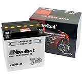 Novelbat YB30L-B Motorradbatterie 12V 30Ah 300A