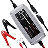 Inthoor 5A/12V Vollautomatisches Autobatterie...