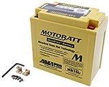 Batterie MOTOBATT für Suzuki VS 800 Intruder...