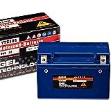 Panther Motorradbatterie Gel 12V 8,6Ah 50922...