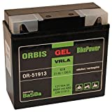 Orbis Gel 51913 G19-12V / 21Ah / 330A Bike...