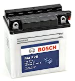 Bosch 0092M4F250 Motorradbatterie Fresh Pack 9AH,...