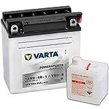 Varta 509014008A514 Powersports Freshpack...