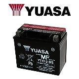 Yuasa Batterie YTX12-BS 12V 10Ah für Piaggio...
