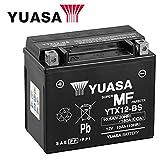 YUASA - YTX12-BS 12V 10AH Motorrad Batterie -...