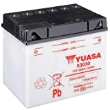 Motorrad Batterie YUASA 53030 (DC) offen ohne...