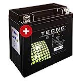 Tecno YTX14-BS Batterie Gel VS 1400 Intruder GLP...