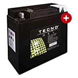 Tecno 51913 Gel Batterie R 45 S 1978-1985