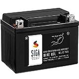 SIGA Gel Motorradbatterie 12V 12Ah 270A/EN Gel...