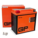 GP-PRO GB9-B 12V 9Ah GEL-Batterie (Kompatibel mit...