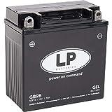 Landport Gel Roller- u. Motorradbatterie GB9B...