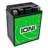 IONI IB14L-A2 12V 14Ah AGM Batterie kompatibel mit...