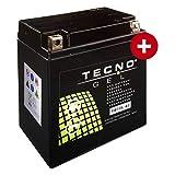 Tecno YB10L-A2 Gel Batterie GS 500 E 1979