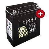 YB5L-B TECNO GEL-Batterie für XT 600 Z Tenere...