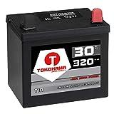 Tokohama T1R Rasentraktor Batterie Aufsitzmäher...