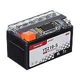Accurat Motorradbatterie YTZ10-S 9Ah 130A 12V Gel...