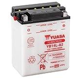 Batterie YUASA YB14L-A2 (DC) offen ohne Säure,...