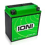 IONI ITX9A-BS / IB9-B 12V 9Ah AGM Batterie...