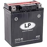 YTX7L-BS DIN 50614 Landport AGM Motorroller...