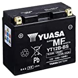 Motorrad Batterie YUASA YT12B-BS (WC) AGM...