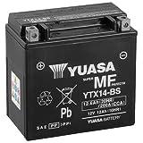 Batterie YUASA YTX14-BS (WC) AGM geschlossen,...