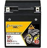 Panther GEL Batterie 12V 6Ah 50A YTX7L-BS...