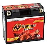 BANNER Motorrad-Batterie YT12B-BS, 51001