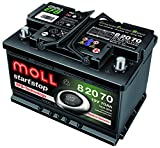 Moll Start|Stop EFB 82070 12V 70Ah