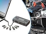 reVolt Powerbank Auto: Notebook-Powerbank mit...