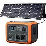 PowerOak 500Wh AC50S Powerstation mit Solarpanel...