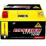 Panther YTX9-BS Lithium Motorradbatterie 12V 9Ah...