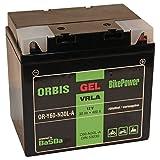 Orbis Gel53030 Motorradbatterie - C60-N30L-A 53030...