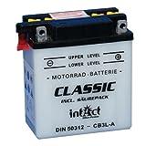 intact Bike-Power Classic 12V 3Ah 50312 YB3L-A
